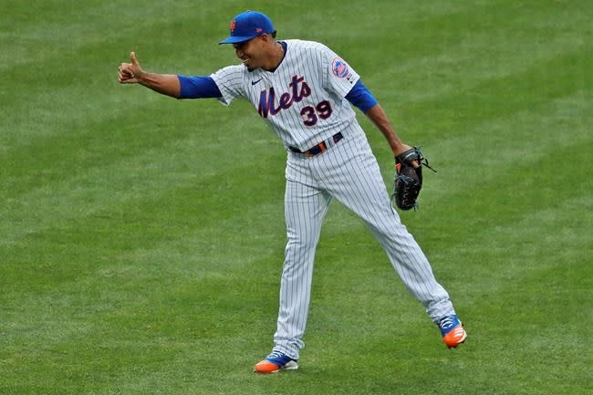 Mets' Rojas not saying if Diaz losing hold on closer's role