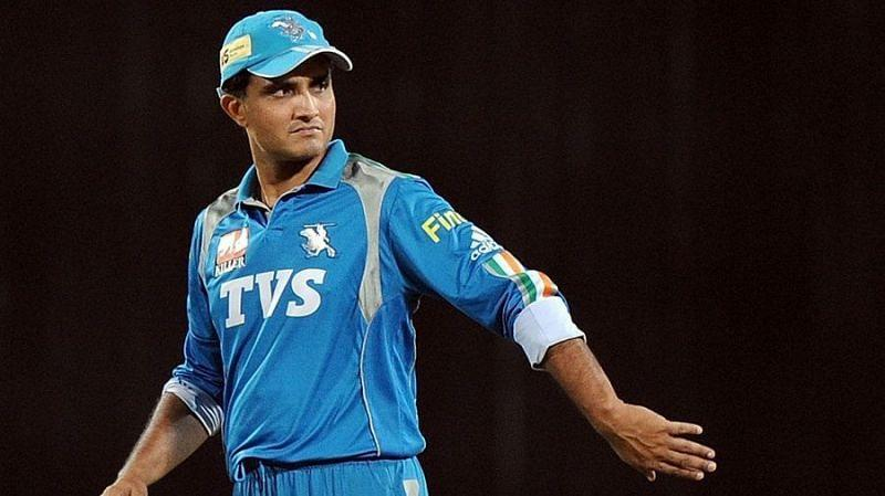 Sourav Ganguly's stint at Pune Warriors India didn't go to plan