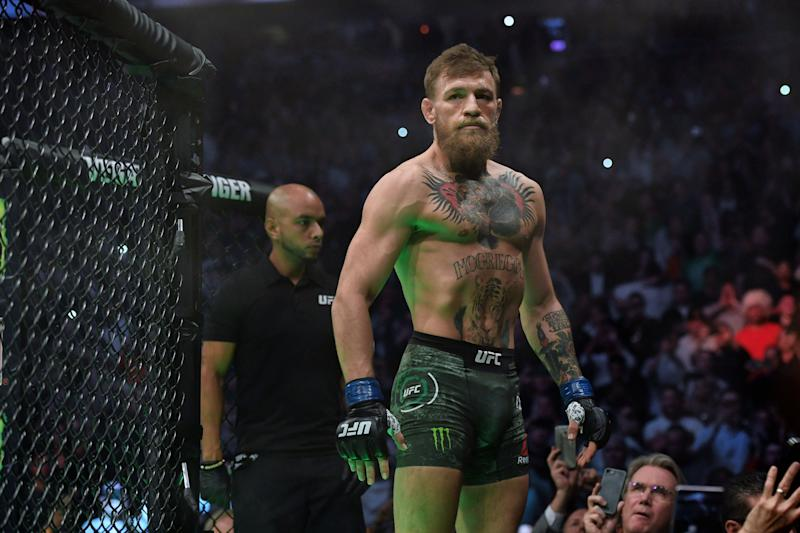 Conor McGregor arrested in Miami after run-in with fan