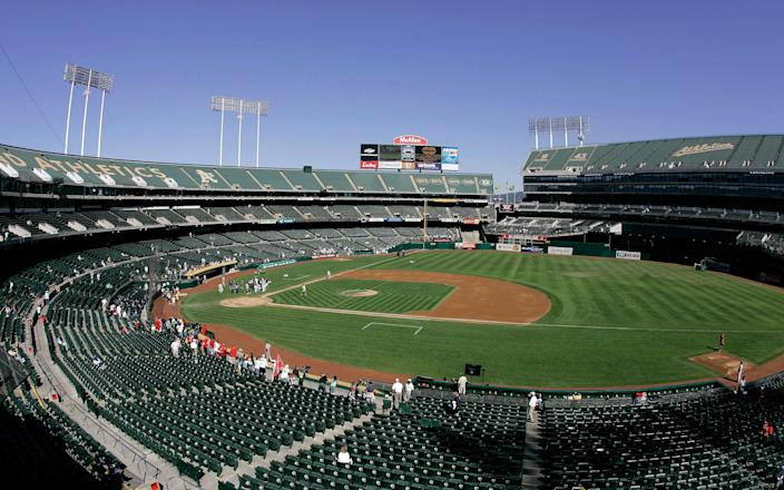 The Athletics have called Oakland home since 1968.