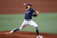 MLB: Texas Rangers at Tampa Bay Rays