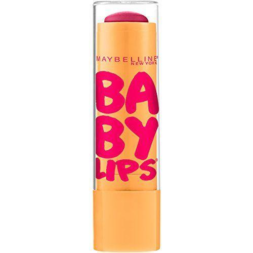 """<p><strong>Maybelline New York</strong></p><p>amazon.com</p><p><strong>$3.87</strong></p><p><a href=""""https://www.amazon.com/dp/B004Y9H1QO?tag=syn-yahoo-20&ascsubtag=%5Bartid%7C10055.g.3325%5Bsrc%7Cyahoo-us"""" rel=""""nofollow noopener"""" target=""""_blank"""" data-ylk=""""slk:Shop Now"""" class=""""link rapid-noclick-resp"""">Shop Now</a></p><p>Though we haven't formally tested this pick in the Lab, it's a favorite amongst GH editors. """"I wear this lip balm almost every day and since it's less than $3, I don't feel bad about keeping a different one in every purse I own,"""" says a former GH Institute editor. """"I especially like that the color never looks too pigmented when I reapply throughout the day, something that I often worry about with other tinted lip balms."""" Don't love the red? It comes in <a href=""""https://www.maybelline.com/lip-makeup/lip-balm/baby-lips-moisturizing-lip-balm"""" rel=""""nofollow noopener"""" target=""""_blank"""" data-ylk=""""slk:five colors"""" class=""""link rapid-noclick-resp"""">five colors</a> (and a totally sheer shade).</p>"""