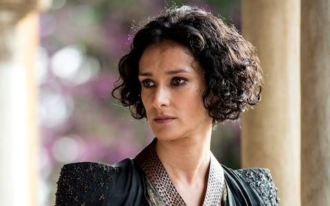 Indira Varma as Ellaria Sand - Credit: HBO