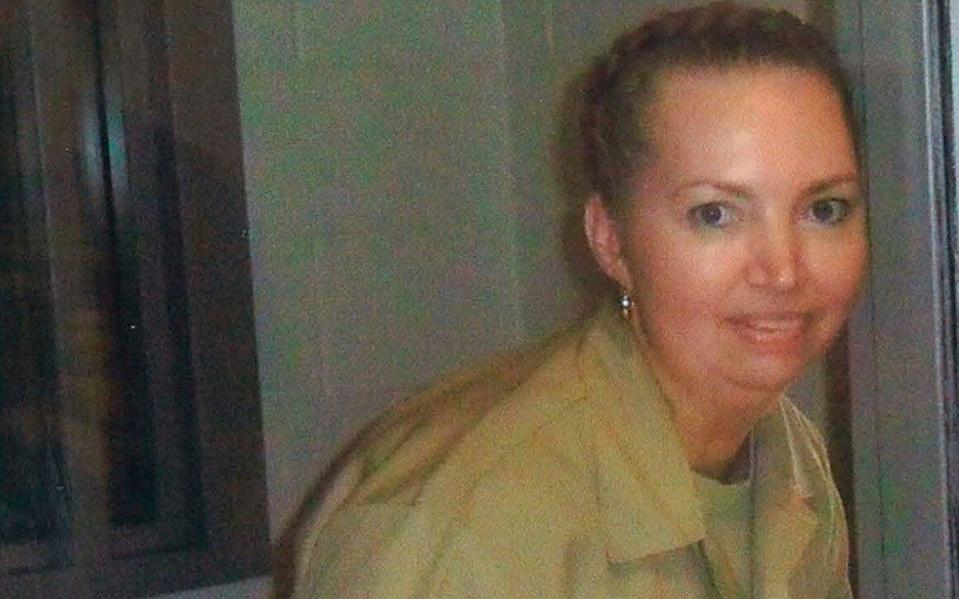 This undated file image provided by Attorneys for Lisa Montgomery shows Lisa Montgomery - -/Attorneys for Lisa Montgomery