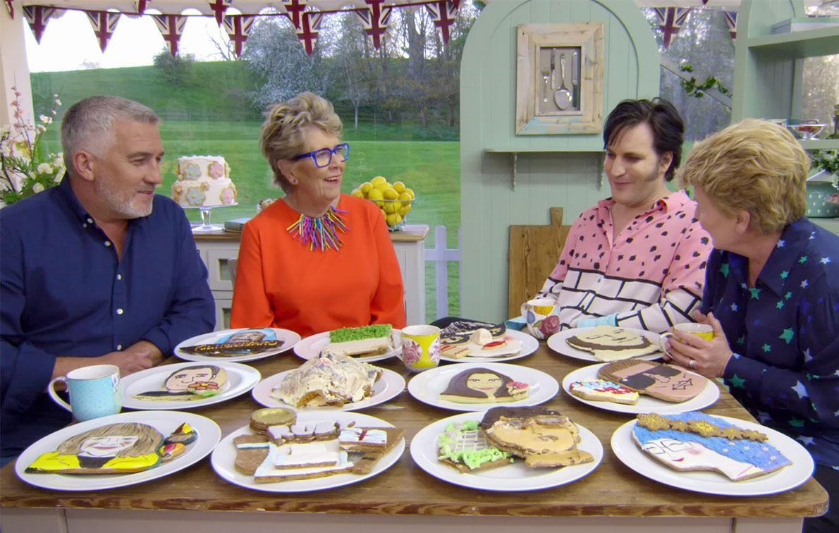 The Brand-New 'Great British Bake Off' Season 10 Trailer Is