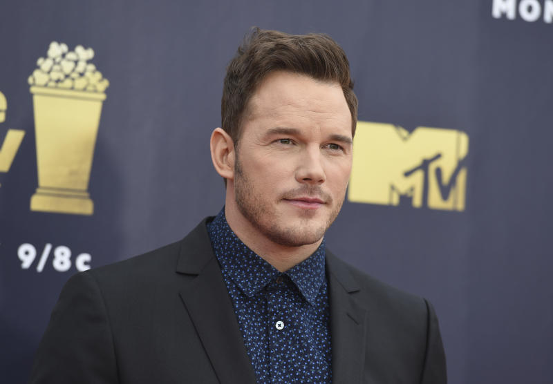 Chris Pratt: It's not easy time for Guardians Of The Galaxy cast