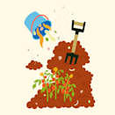 """<p>Composting creates healthier soil, recycling the nutrients we don't consume back into the earth to promote carbon capture and water absorption. It minimizes the energy needed to process our waste when we compost in backyards or at neighborhood sites instead of faraway dumps. And it can reduce up to a third of what ends up in landfills along with the planet-warming methane produced by them. Giving composting the same thought we use to shop, cook, and eat creates a stronger food system—and it'll even make your trash less smelly. Here's how to get started. –<strong>Aliza Abarbanel</strong>, <em>contributor</em></p> <p>Read more: <a href=""""https://www.bonappetit.com/story/how-to-compost?mbid=synd_yahoo_rss"""" rel=""""nofollow noopener"""" target=""""_blank"""" data-ylk=""""slk:How to Stop Making Excuses and Start Composting Already"""" class=""""link rapid-noclick-resp""""><em>How to Stop Making Excuses and Start Composting Already</em></a></p>"""