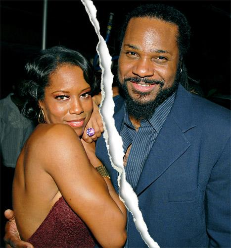 "Malcolm Jamal Warner Splits With Regina King, ""She's Brokenhearted,"" Says Pal"