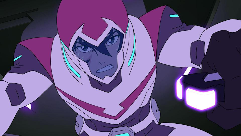 """<p>As his on-screen acting credits began to grow, Yeun was also becoming a sought-after voice actor. He'd lent his voice to a few commercials and video games before landing the role of Keith in the TV series <em>Voltron: Legendary Defender </em>(2017). Yeun told <a href=""""https://collider.com/steven-yeun-voltron-trollhunters-interview/"""" rel=""""nofollow noopener"""" target=""""_blank"""" data-ylk=""""slk:Collider"""" class=""""link rapid-noclick-resp""""><em>Collider</em></a> that the opportunity to get into voice acting sort of fell into his lap.</p> <p>""""Somehow, some way, someone let me in the door and I've been really lucky to do these things,"""" he said. """"For me, the enjoyment is also being able to play something I would never be cast in, so it's been really fun to do that.""""</p>"""