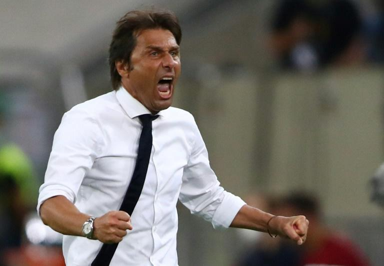 Antonio Conte is hoping to secure Inter Milan's first trophy since 2011 in the Europa League's finale in Germany