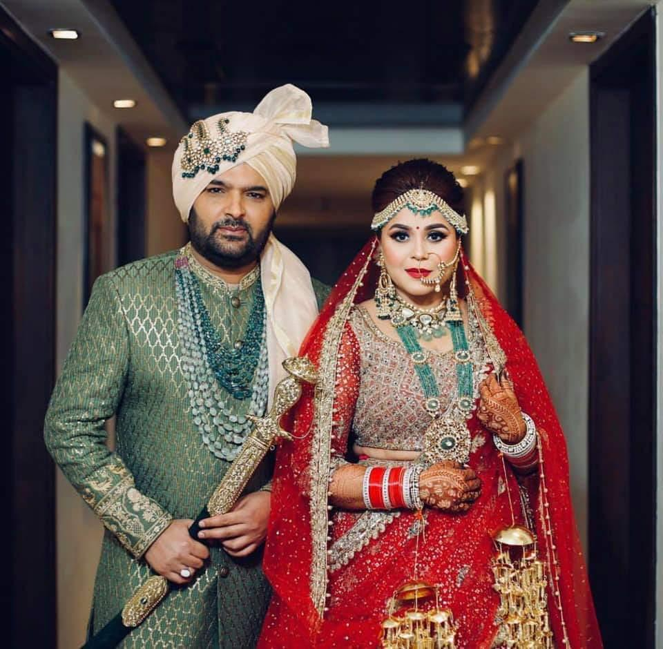 <p></p><p>After a prolonged courtship, comedy king Kapil Sharma tied the knot with girlfriend Ginni Chatrath on December 12<sup>th</sup>; the reception was held on the 14th of December this year. The ceremony held in their hometown, Jalandhar, was nothing less of a royal wedding, and you will be touched to learn that all the excessive food to <strong>Feeding India</strong> and create an example worth following. </p><p></p>