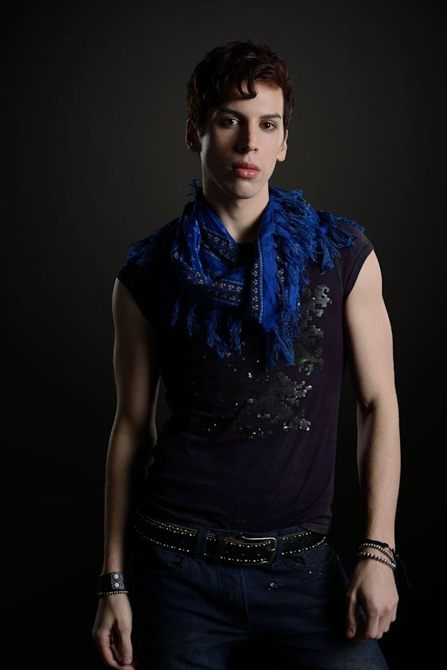 "Felix (Jordan Gavaris) in BBC America's ""Orphan Black"" Season 1."