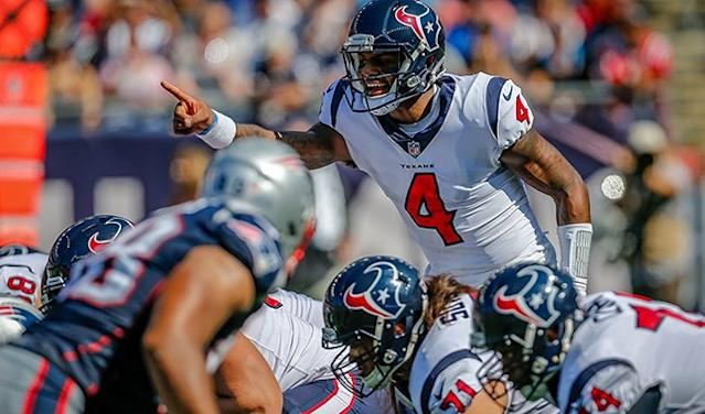 Deshaun Watson donates game check to Hurricane Harvey victims