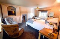 """<p>North Norfolk's 16th century whitewashed <a href=""""https://go.redirectingat.com?id=127X1599956&url=https%3A%2F%2Fwww.booking.com%2Fhotel%2Fgb%2Flifeboat-inn.en-gb.html%3Faid%3D2070935%26label%3Dcoastal-retreats&sref=https%3A%2F%2Fwww.countryliving.com%2Fuk%2Ftravel-ideas%2Fstaycation-uk%2Fg34736870%2Fcoastal-retreats%2F"""" rel=""""nofollow noopener"""" target=""""_blank"""" data-ylk=""""slk:Lifeboat Inn"""" class=""""link rapid-noclick-resp"""">Lifeboat Inn</a> has the unique selling point of being one of the few places with direct access to the coastal path. </p><p>Surrounded by marshes and on the edge of the coast in an Area of Outstanding Natural Beauty, this romantic and secluded spot is ideal for scenic walks and bird-watching. The charming town of Burnham Market is also nearby for antique shop and art gallery browsing.</p><p><a href=""""https://www.countrylivingholidays.com/offers/norfolk-thornham-lifeboat-inn-hotel"""" rel=""""nofollow noopener"""" target=""""_blank"""" data-ylk=""""slk:Read our review of the Lifeboat Inn."""" class=""""link rapid-noclick-resp"""">Read our review of the Lifeboat Inn.</a></p><p><a class=""""link rapid-noclick-resp"""" href=""""https://go.redirectingat.com?id=127X1599956&url=https%3A%2F%2Fwww.booking.com%2Fhotel%2Fgb%2Flifeboat-inn.en-gb.html%3Faid%3D2070935%26label%3Dcoastal-retreats&sref=https%3A%2F%2Fwww.countryliving.com%2Fuk%2Ftravel-ideas%2Fstaycation-uk%2Fg34736870%2Fcoastal-retreats%2F"""" rel=""""nofollow noopener"""" target=""""_blank"""" data-ylk=""""slk:CHECK AVAILABILITY"""">CHECK AVAILABILITY</a></p>"""