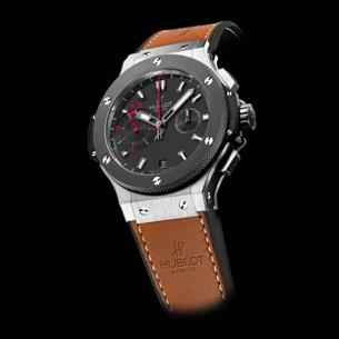 Hublot Chukker Bang -  The Chukker is one of the first to feature a titanium grille that can help it survive the rigours of the game.