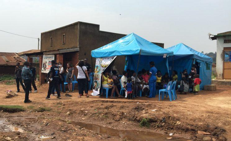 Marie Stopes International sets up clinics in Kampala's most vulnerable communities. (Mikaela Conley/Yahoo News)