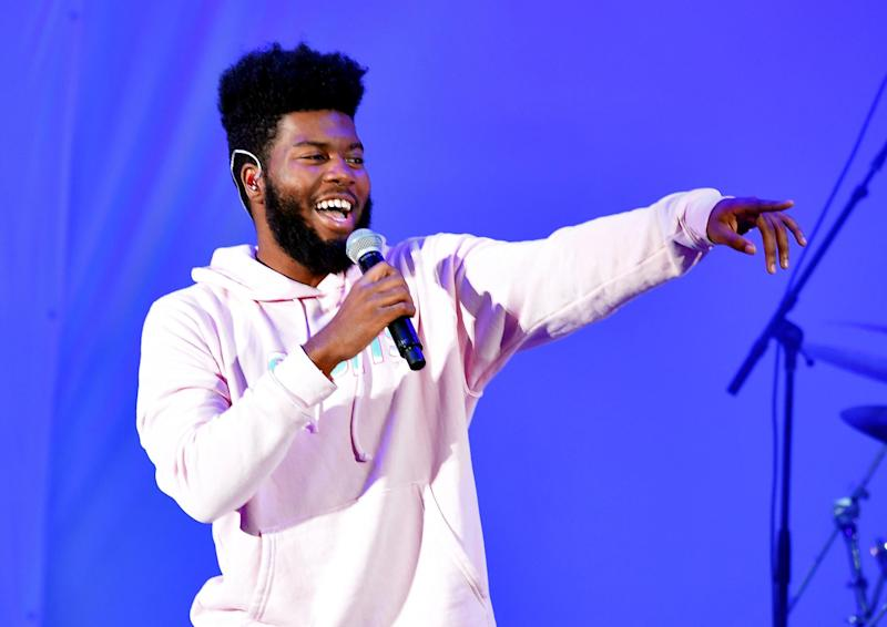 Khalid joins Ed Sheeran on the track Beautiful People, taken from his new album No.6 Collaboration Project. (Getty)