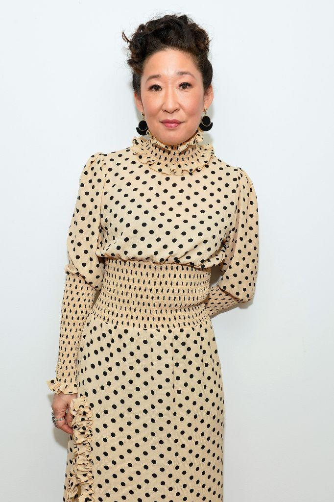 Sandra Oh is best known for playing Dr. Cristina Yang on