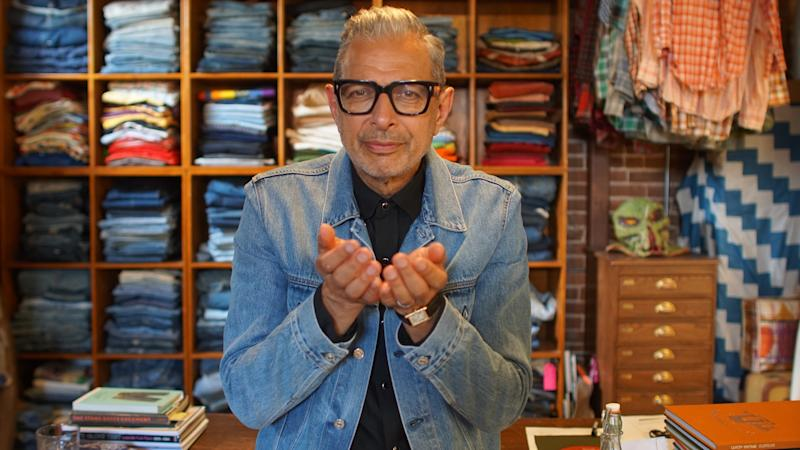 <i>The World According To Jeff Goldblum</i>. (Disney)