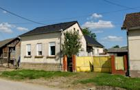 General view of an exterior of a house for sale for 1 HRK in village Zablatje