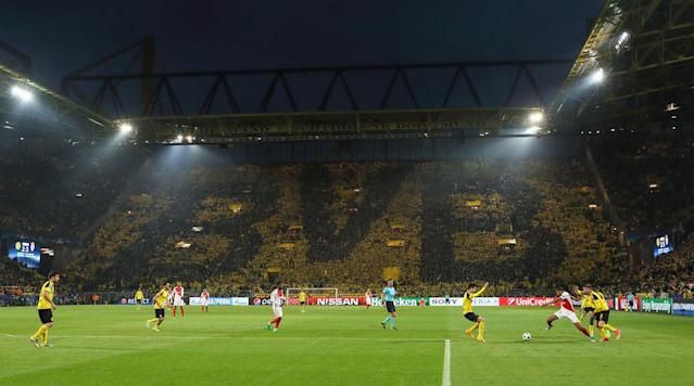 No one quite knew what to expect from Borussia Dortmund's postponed match vs.