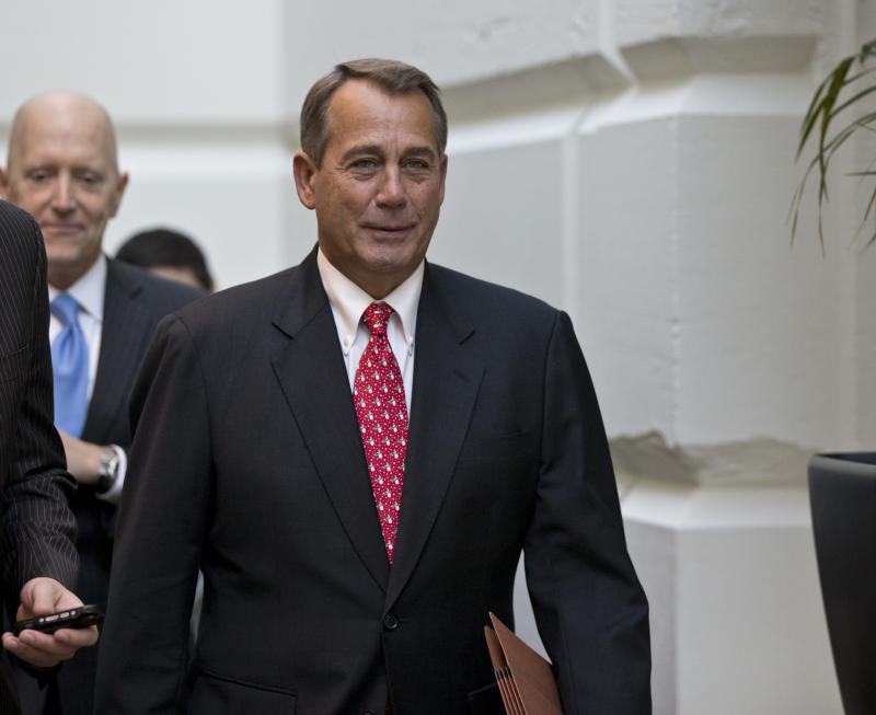 What's on the table now in 'fiscal cliff' talks