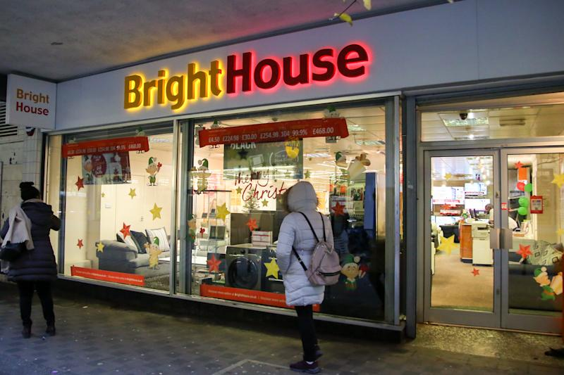 Rent-to-own firms like Bright House. Photo: Dinendra Haria/SOPA Images/LightRocket via Getty Images