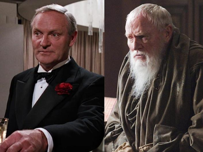 Julian Glover Indiana Jones and the Last Crusade and Game of Thrones Lucasfilm and HBO