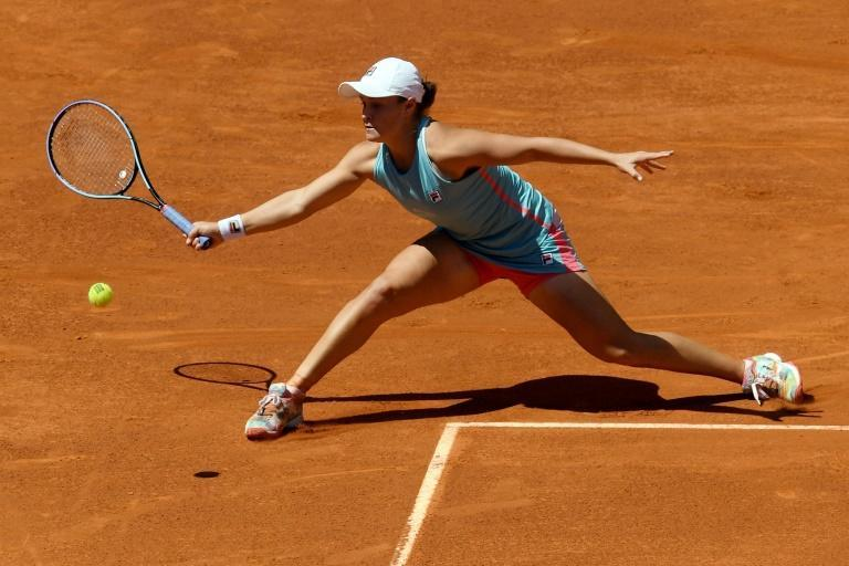 Ashleigh Barty is on the hunt for her fourth title of the season