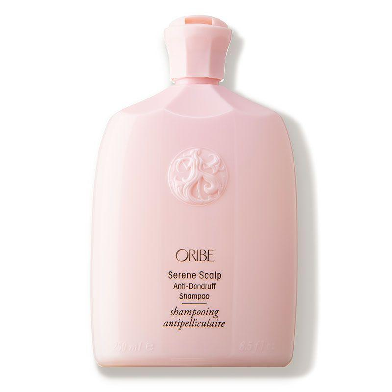 """<p><strong>Oribe</strong></p><p>dermstore.com</p><p><strong>$46.00</strong></p><p><a href=""""https://go.redirectingat.com?id=74968X1596630&url=https%3A%2F%2Fwww.dermstore.com%2Fproduct_Serene%2BScalp%2BAntidandruff%2BShampoo_77251.htm&sref=https%3A%2F%2Fwww.harpersbazaar.com%2Fbeauty%2Fhair%2Fg24892831%2Fbest-sulfate-free-shampoos%2F"""" rel=""""nofollow noopener"""" target=""""_blank"""" data-ylk=""""slk:SHOP"""" class=""""link rapid-noclick-resp"""">SHOP</a></p><p>Good hair care starts with good scalp care. Made with salicylic acid and caffeine, this shampoo helps prevent dandruff and soothes an itchy and irritated scalp. </p>"""