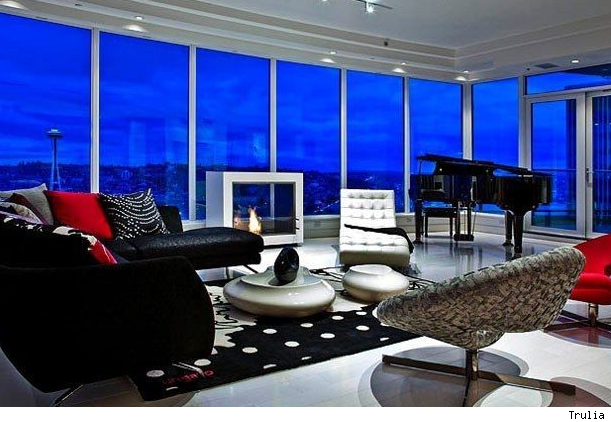 Fifty Shades of Grey penthouse in Seattle