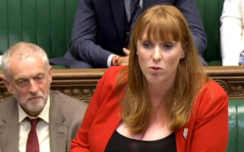 Shadow education secretary Angela Rayner has had sleepless nights over the Labour Party's education policies - PA Wire