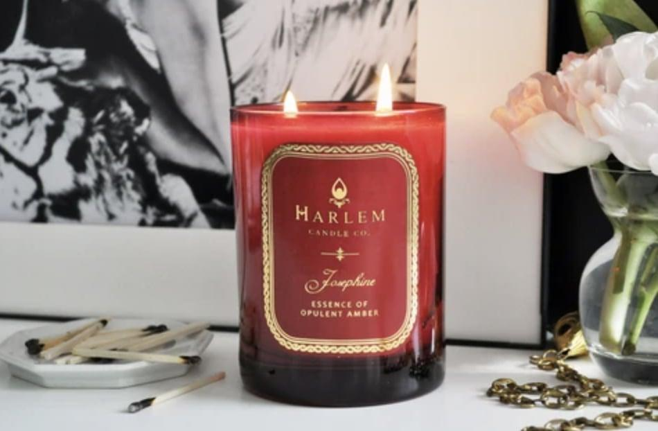 <p>The <span>Harlem Candle Company Josephine Luxury Candle</span> ($45) is an ode to warm memories in Harlem's jazz clubs and theatres. It's a wonderful blend of bright citrus, bergamot, lush Morrocan Rose, Indian Jasmine and warm liquid amber, sweet Tonka bean, and sandalwood. Basically, it's a luxurious emotional gift.</p>
