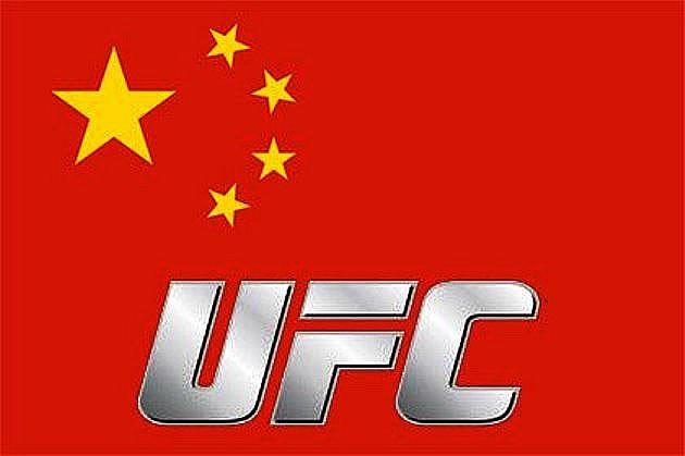 The Ultimate Fighting Championship continues its aggressive expansion into Asia via China. (Yahoo! Image)