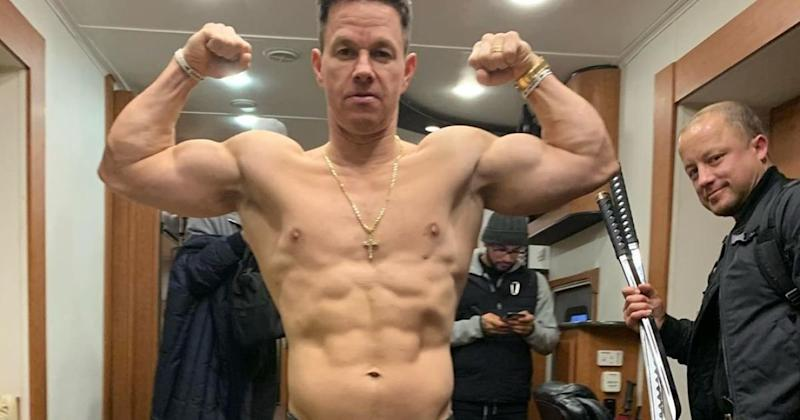 Mark Wahlberg shows off 6-month fitness transformation