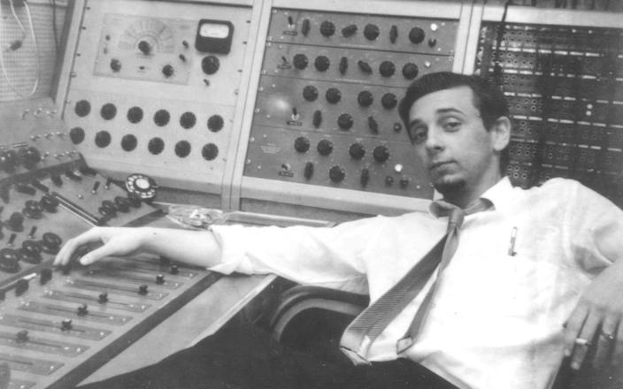 File image of Phil Spector in his youth - Michael Ochs Archives