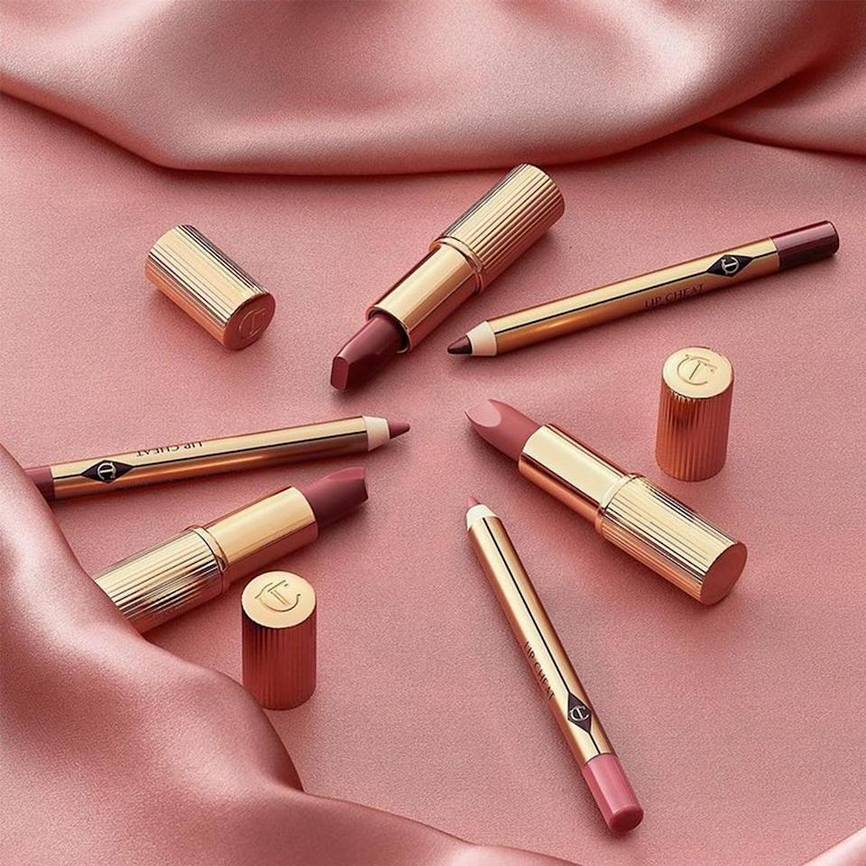 <p>If they are obsessed with the iconic Pillow Talk line, they'll love this affordable <span>Pillow Talk Mini Lipstick &amp; Lip Liner Set</span> ($25). You can choose between three pink and rosy shades for the ultimate flirty look. </p>