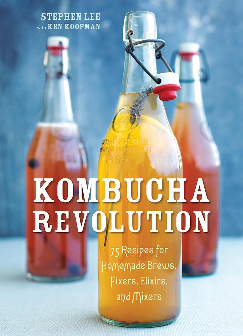 What is kombucha cocktails recipe