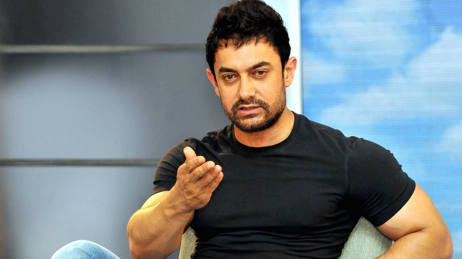 Aamir Khan : When you have a will, there is always a way. If you have a strong will then you can drop and pick up kilos at will.