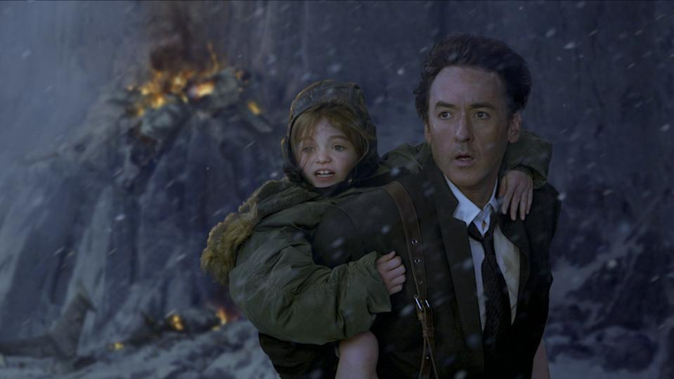 John Cusack in a still from 2012.