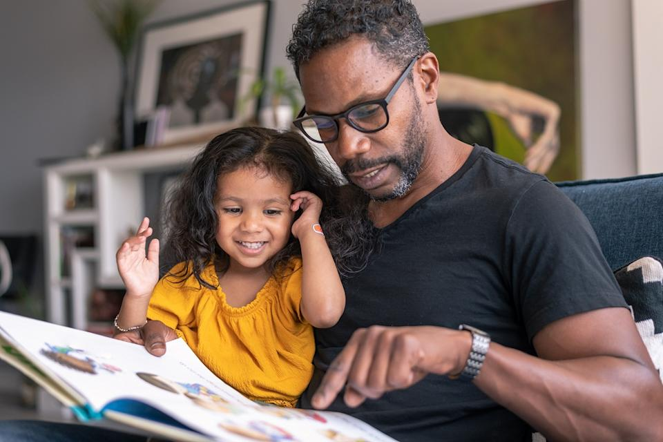 Researchers have discovered that reading is an activity that enhances connectivity in the neural network and improves cognition and brain function. That's why it's never too early to inculcate the reading habit in your child