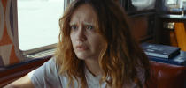 """This image released by Amazon Studios shows Olivia Cooke in a scene from """"Sound of Metal."""" (Amazon Studios via AP)"""