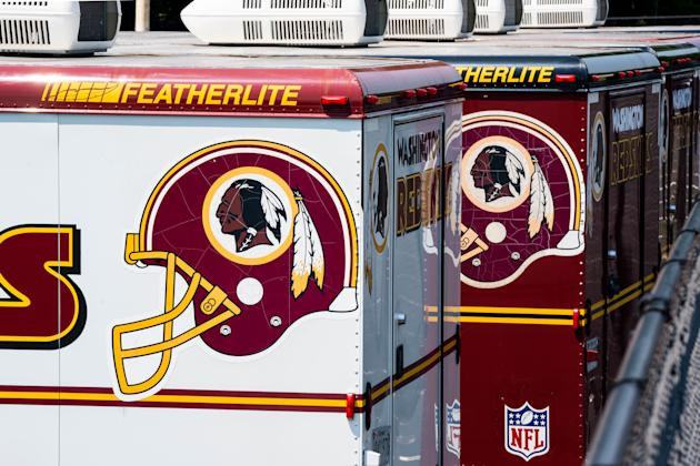 Why the Washington NFL team hasn't announced its new name yet