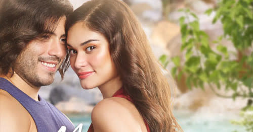Pia previously starred in 'My Perfect You' alongside Gerald Anderson