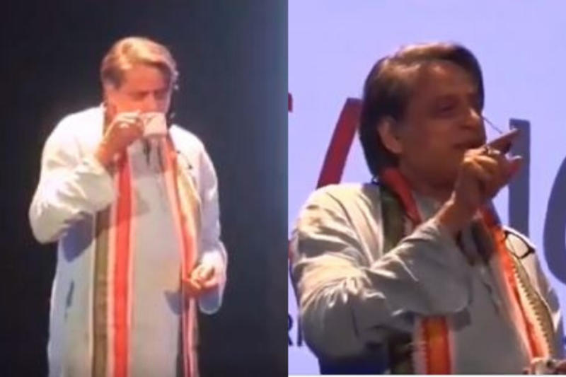 Shashi Tharoor's 'Simple and Old' Word of Advice to Student Who Wants to Learn a New Word