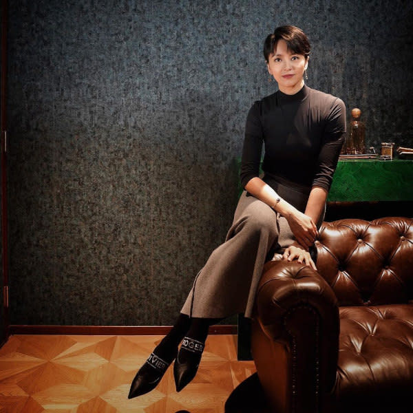 After launching a business, releasing albums and making movies, Gigi Leung wants to try her hands on TV shows