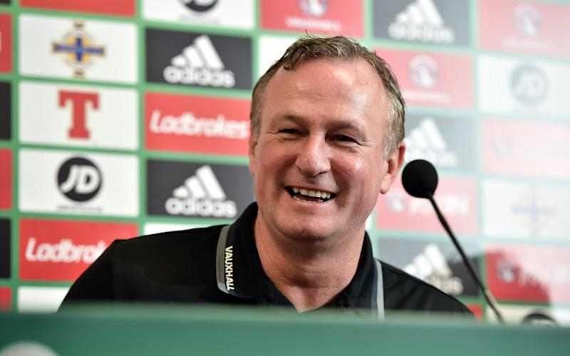 Michael O'Neill backed calls for an expanded World Cup but wants qualification reform - Getty Images Europe
