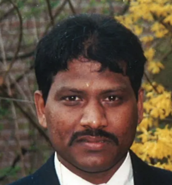 Ravi Katharkamar was stabbed to death at his newsagents as he opened the shop on Sunday (Met Police handout)