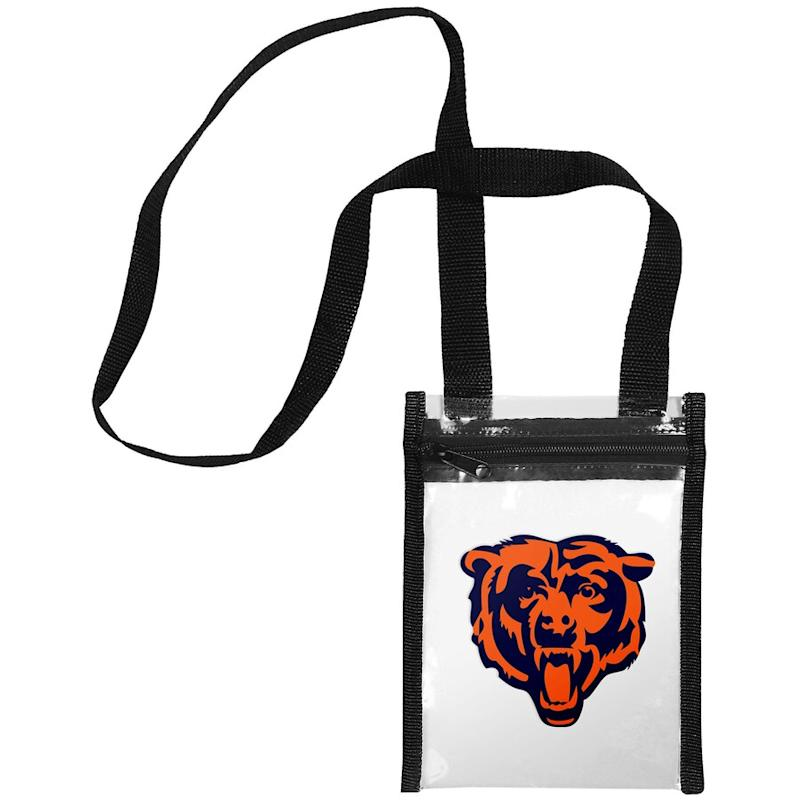 Bears Clear Crossbody Pouch