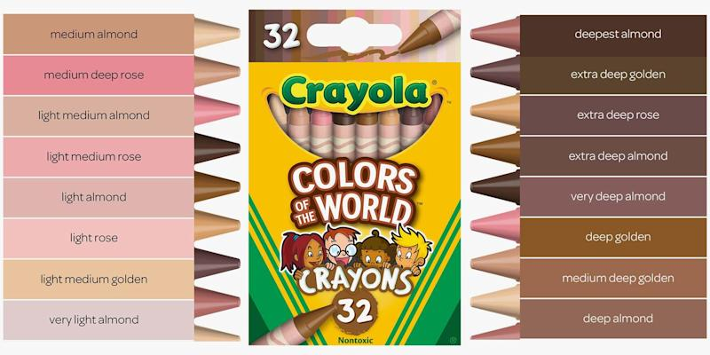 Photo credit: Crayola